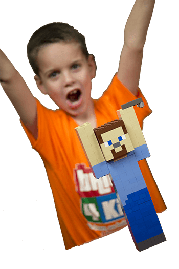Awesome LEGO Birthday Party Bricks Kidz Northside ACT - Childrens birthday party ideas canberra