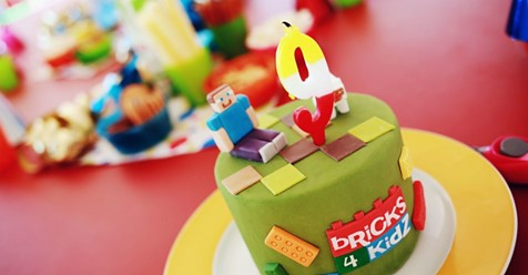 We'll Help your LEGO Birthday Party Ideas SNAP into Place