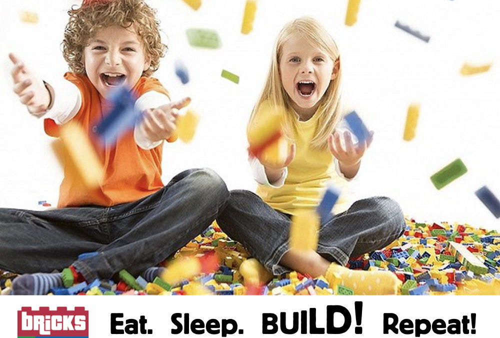 GET HOPPING! Our April School Holiday Programs are PERFECT for your Aspiring LEGO Master!