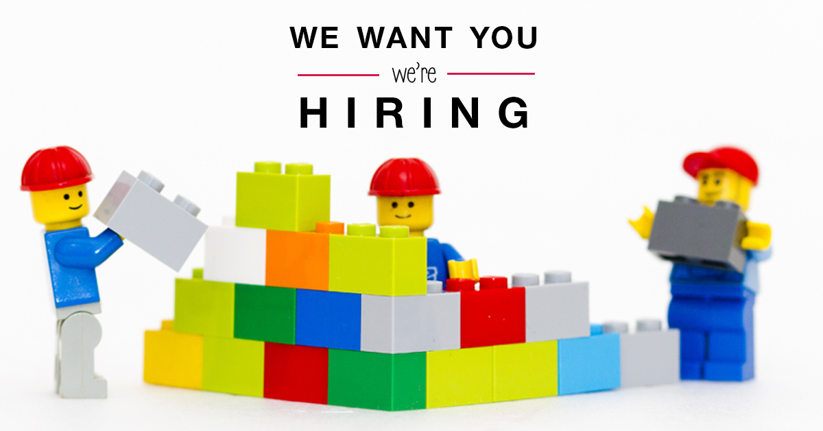 Now Hiring at Bricks 4 Kidz