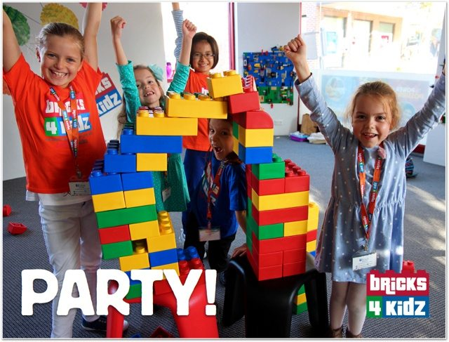 LEGO® Birthday Parties Are The Best