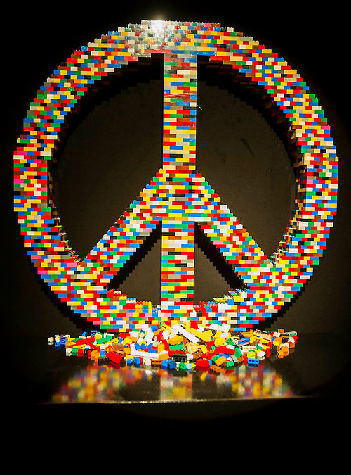Peace Symbol 61st Anniversary