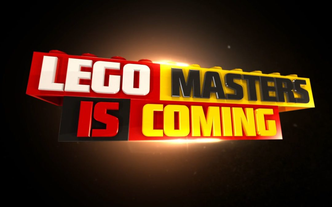 LEGO MASTERS is coming to Channel 9!