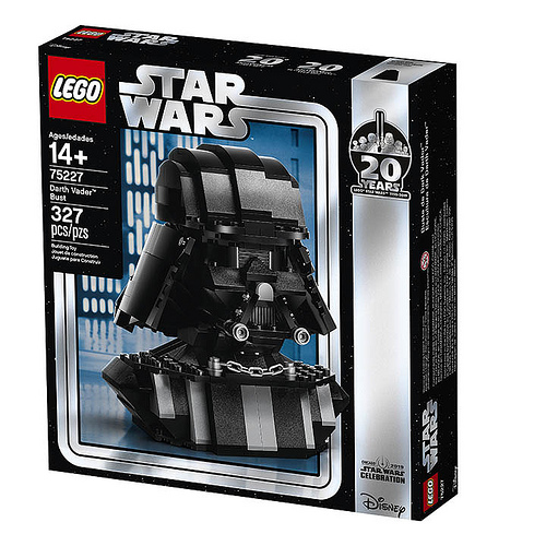 20th Anniversary of the LEGO Star Wars theme