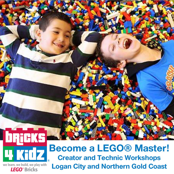 Bricks 4 Kidz July School Holiday Workshops NOW OPEN for Booking!