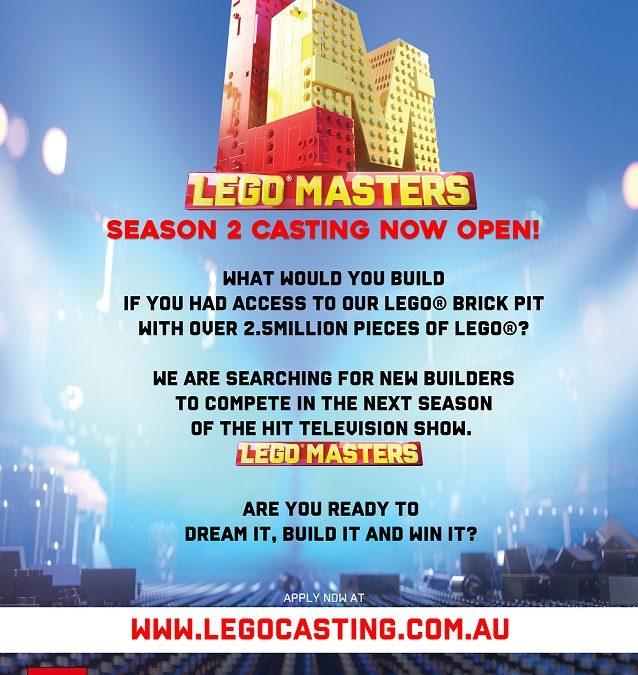LEGO Master Series 2 Casting