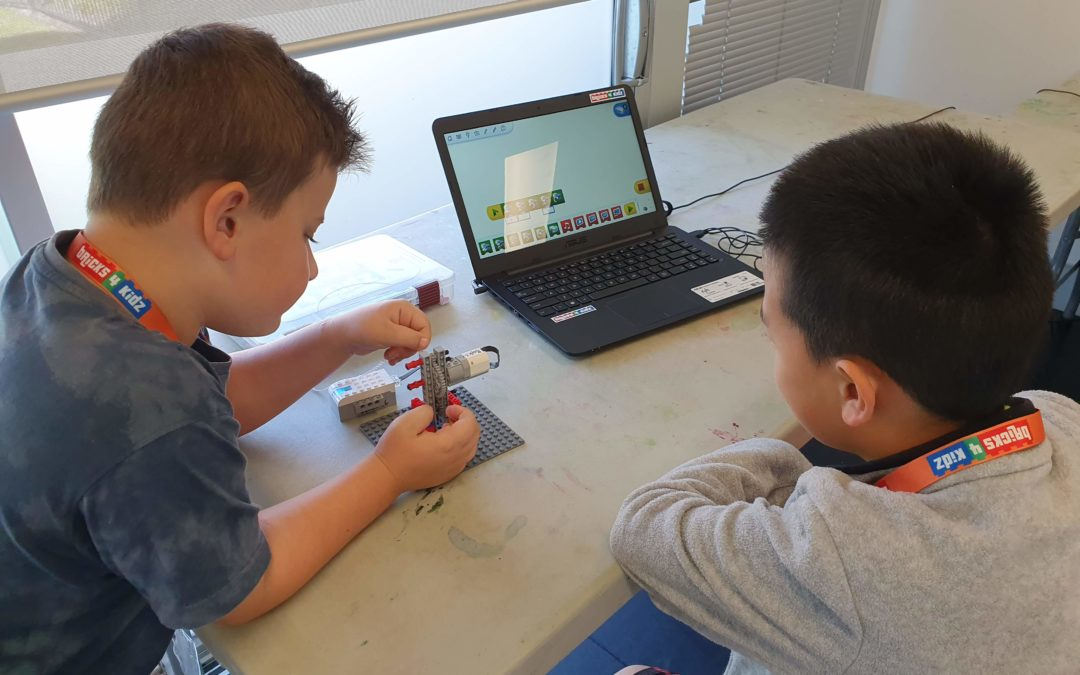 LEGO® WeDo Robotics with BRICKS 4 KIDZ Logan City