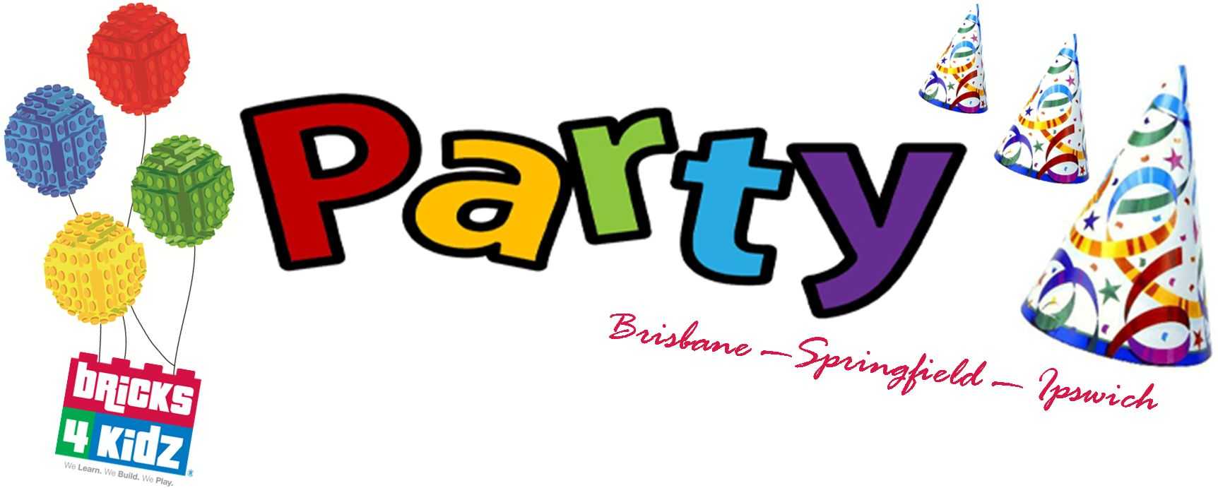 Party LEGO Brisbane Springfield Ipswich