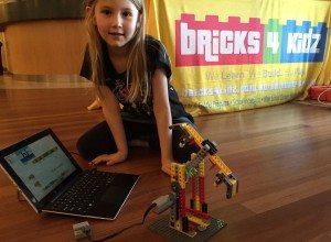 Bricks-4-Kidz-Brisbane-Holiday-workshops-with-LEGO-WeDo-Robotic