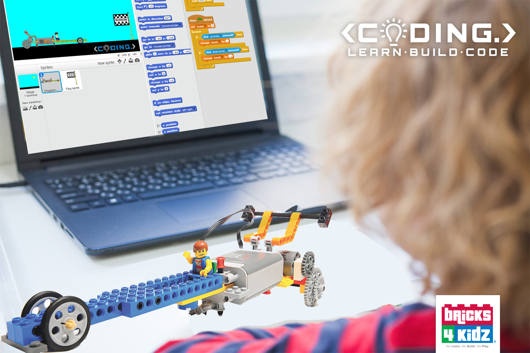 STEM Incursions with LEGO Robotics and Coding | Affordable Workshops
