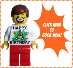 Kids Birthday Party with LEGO
