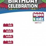BRICKS-4-KIDZ- Best LEGO Birthday-Invite 1