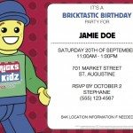 BRICKS-4-KIDZ- Best LEGO Birthday-Invite 2