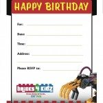 BRICKS-4-KIDZ- Best LEGO Birthday-Invite 3