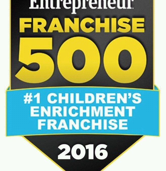 Bricks 4 Kidz® has been named the number one children's enrichment company for 2016 by Entrepreneur magazine
