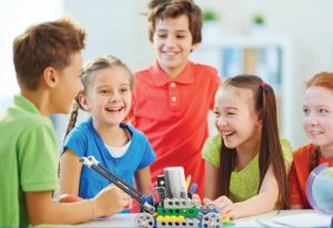 Workshops and Programs with LEGO