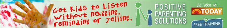 Get kids to listen banner