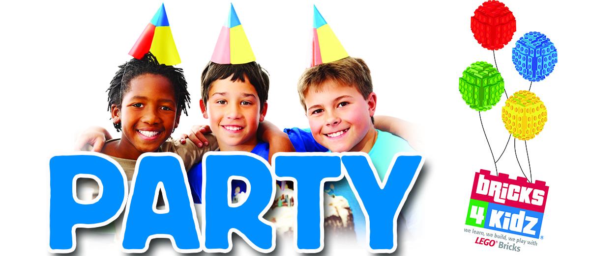 Bricks 4 Kidz Birthday Parties