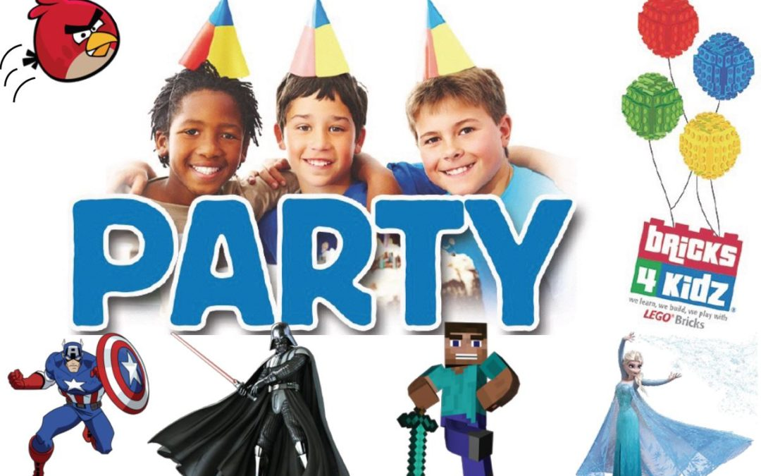 LEGO Will Be The HOT KIDS PARTY IDEA For 2019