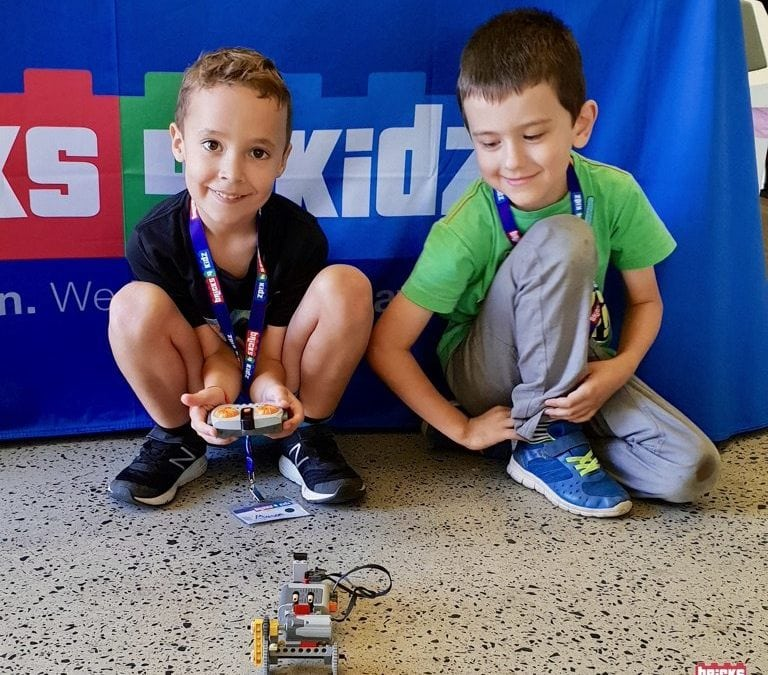 Junior Robotics & Amazing Science Classes Starting August 3!