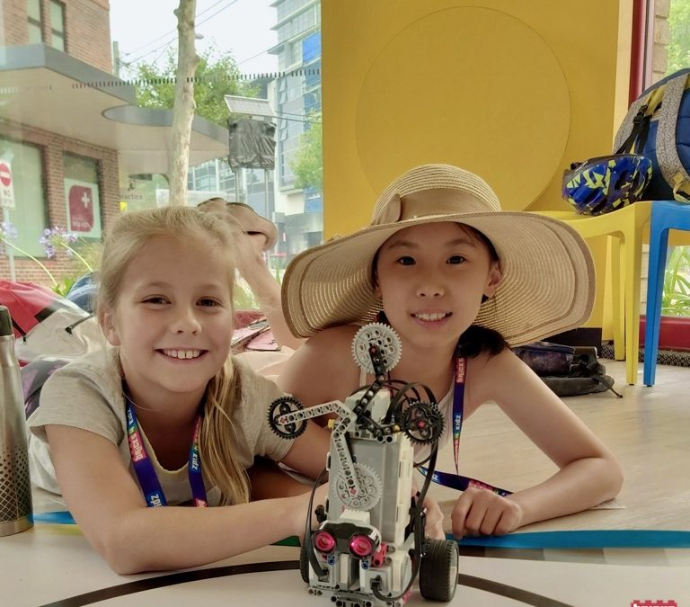 Let's Get BUILDING! Our Spring School Holiday Programs are OPEN for Bookings!