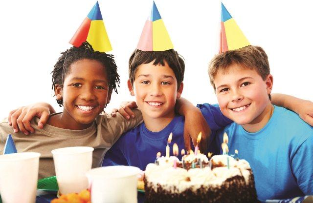 Fun Kids Birthday parties with Bricks 4 Kidz