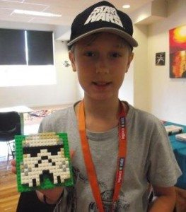 School Holiday workshops with Lego