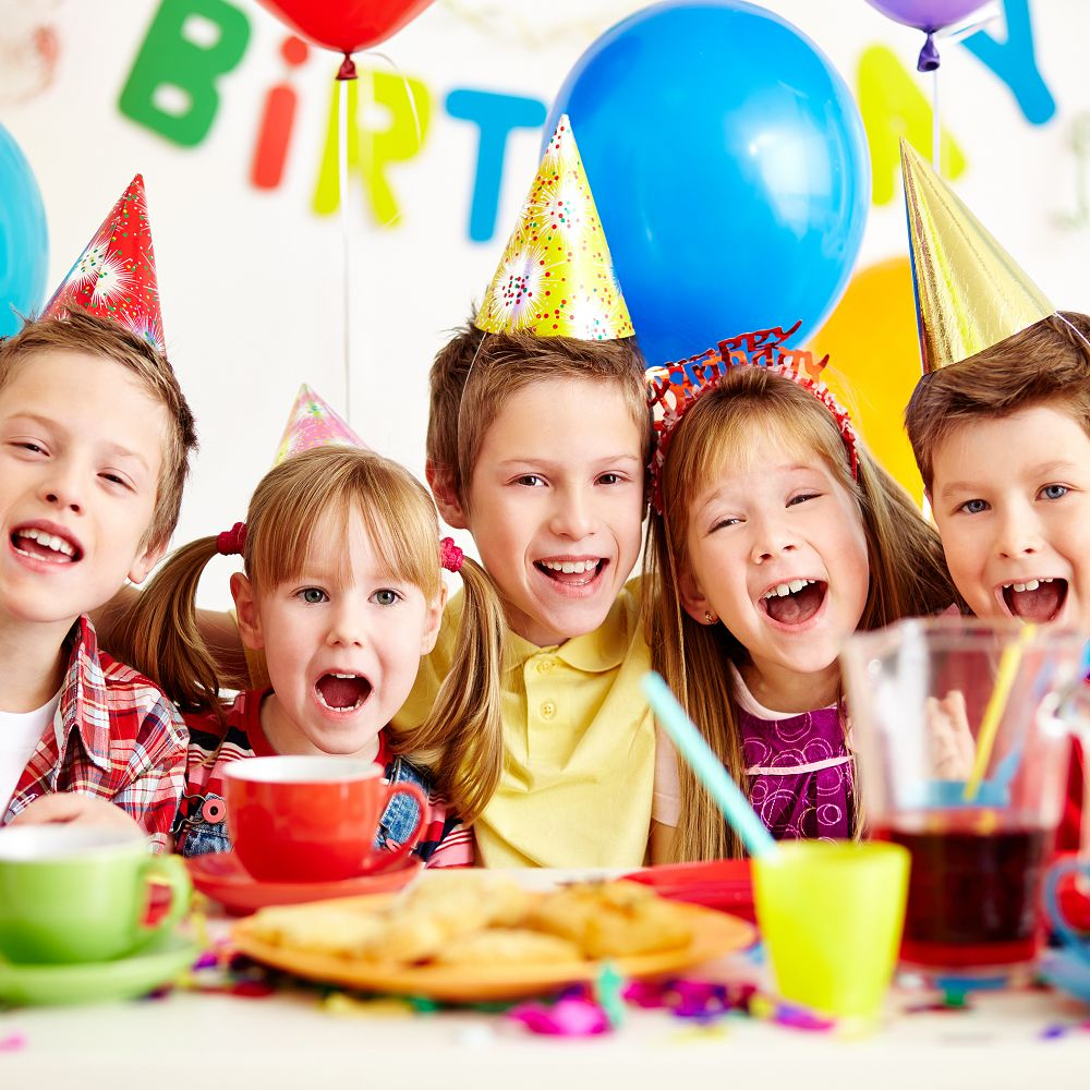 AWESOME Parties With LEGO® Bricks For Kids!
