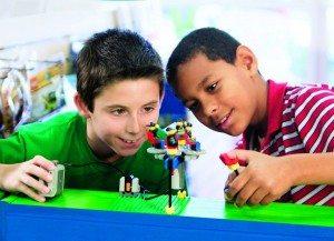 Bricks 4 Kidz Holiday Workshop