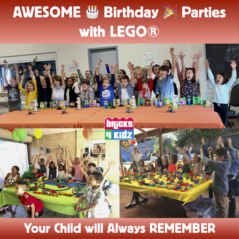 Birthday Party with LEGO®