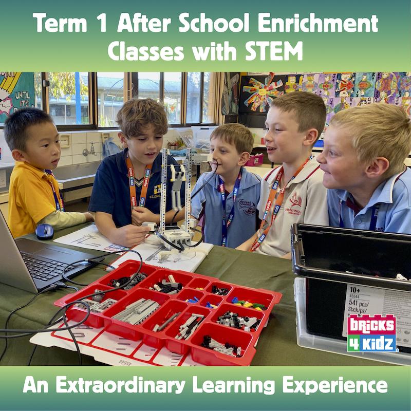 2021 Term 1 After School Classes