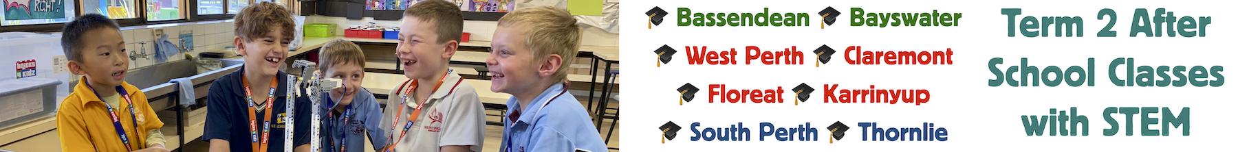 Term 4 After School Banner