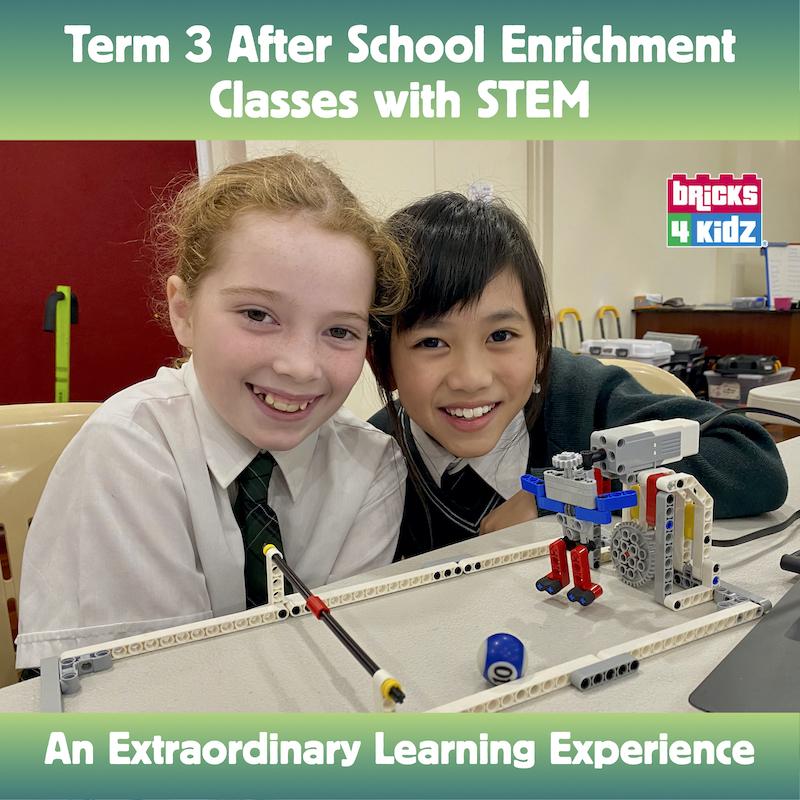 Term 4 After School Advert
