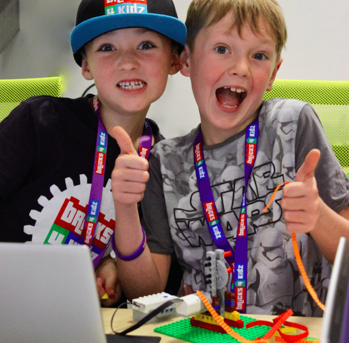 School Holidays are Coming – BRICKS 4 KIDZ has you covered!