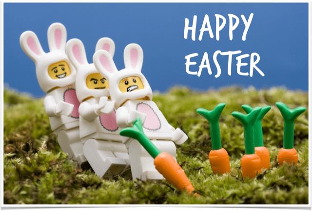 Happy Easter Break!