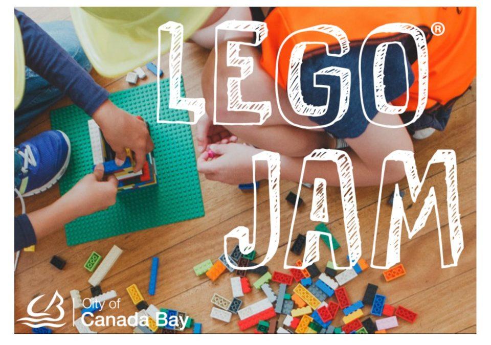 Canada Bay Council LEGO Jam 2019