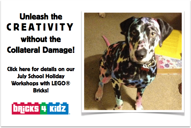 BRICKS 4 KIDZ Lower North Shore Sydney | July School Holiday Workshops with LEGO® Bricks | Unleash the Creativity without the Collateral Damage