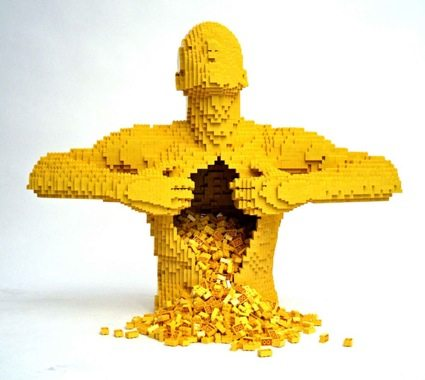 Cool things people do with LEGO®, continued: Building Blocks of ...
