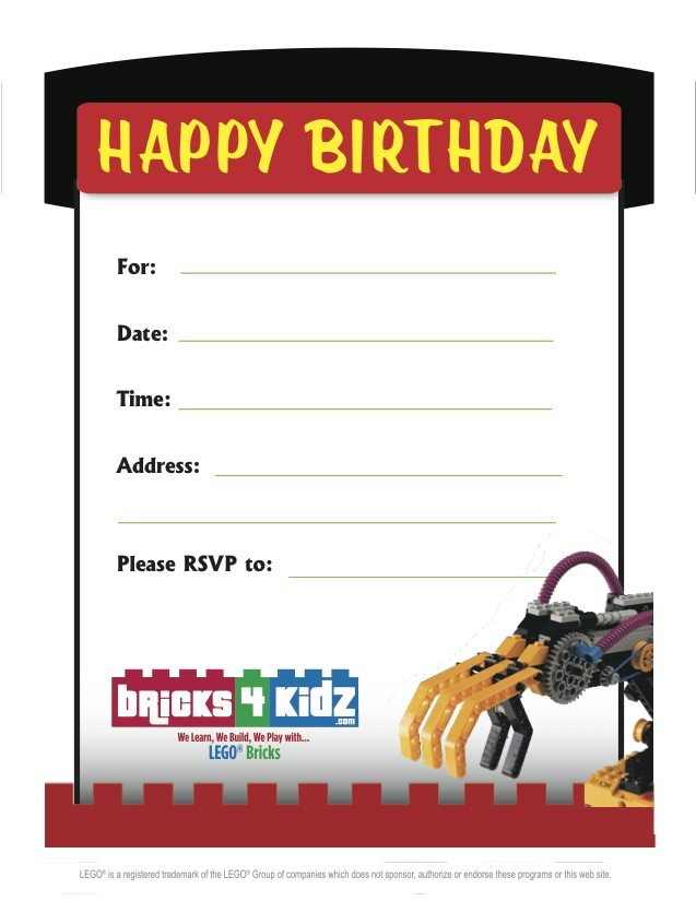 B4K Birthday Invite 4