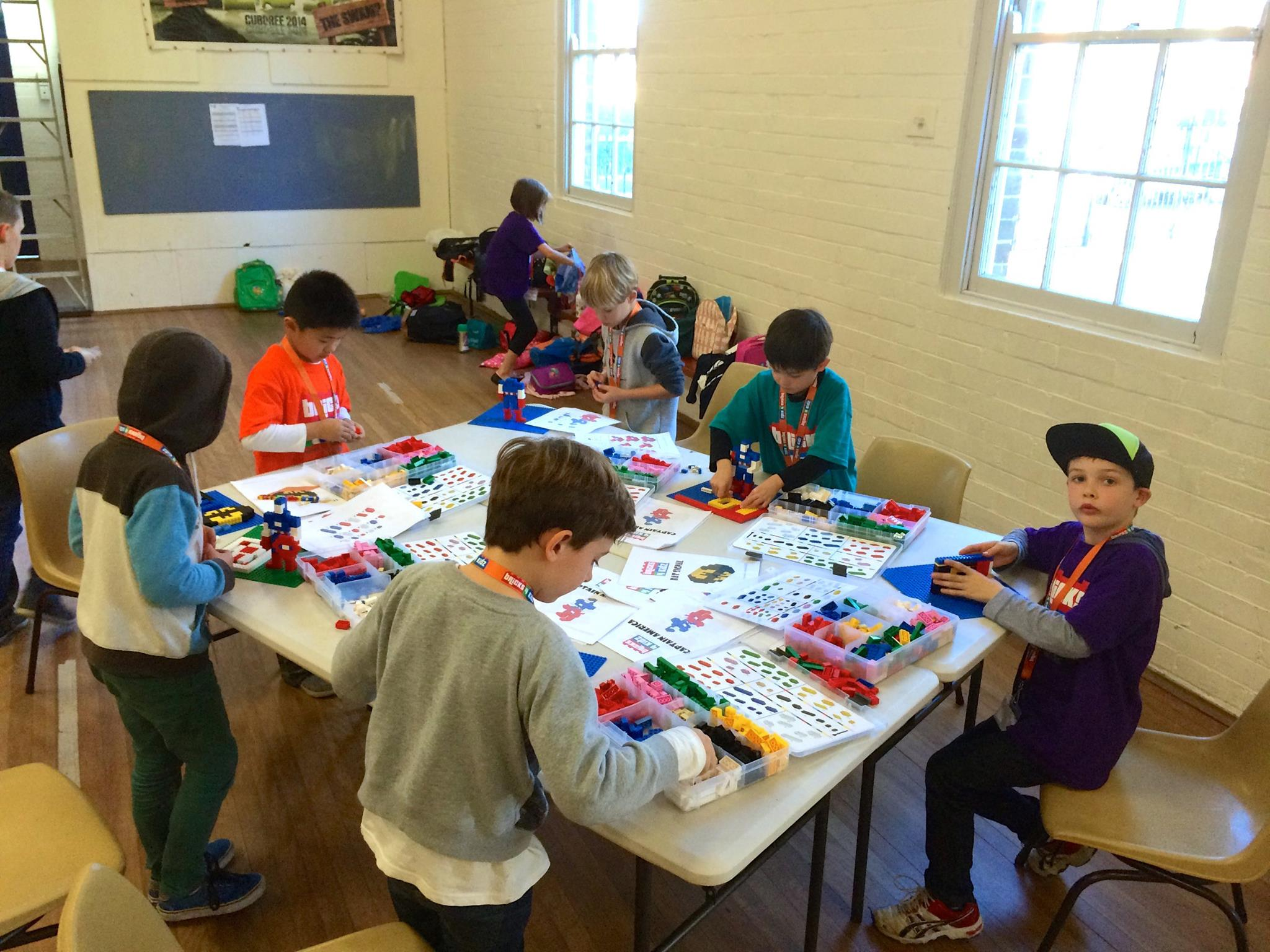 School Holiday Fun with Bricks 4 Kidz