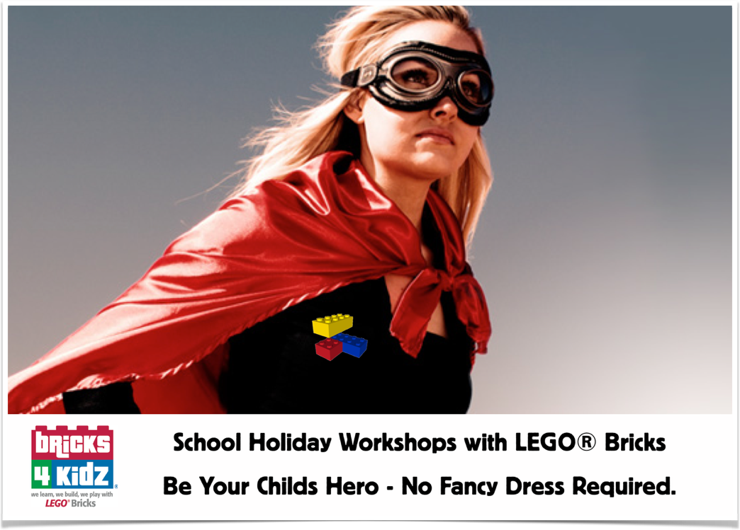 SNAP! Just like that – one of our always-popular July school holiday workshops with LEGO® Bricks is SOLD OUT!