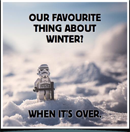 BRICKS 4 KIDZ Sydney | Favourite Thing About Winter 2