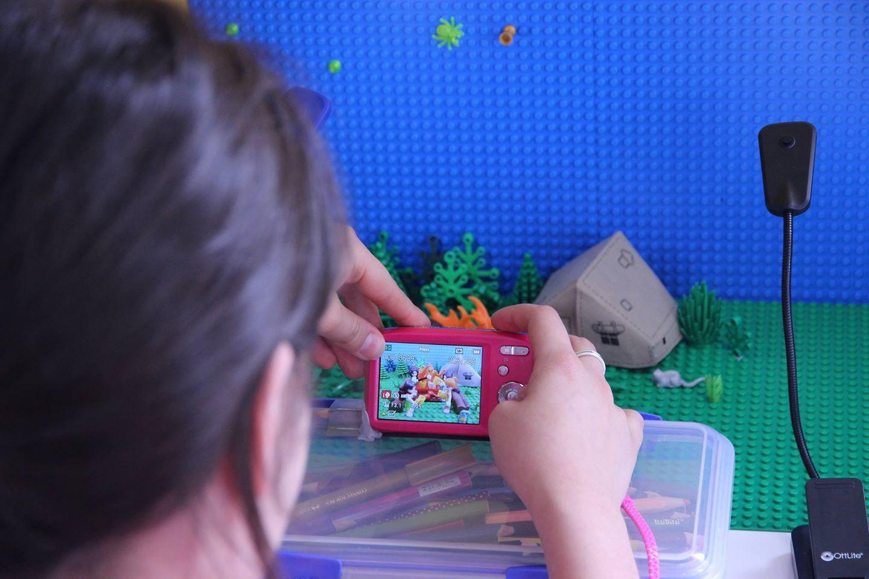 BRICKS 4 KIDZ | Summer School Holiday Workshop Program Activities Sydney Lower North Shore | Stop Motion Animation Movies with LEGO Bricks