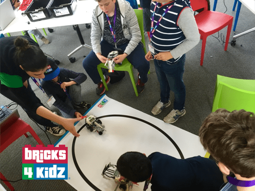 Robotics with LEGO® WeDo® and MINDSTORMS® EV3 | Bricks 4 Kidz