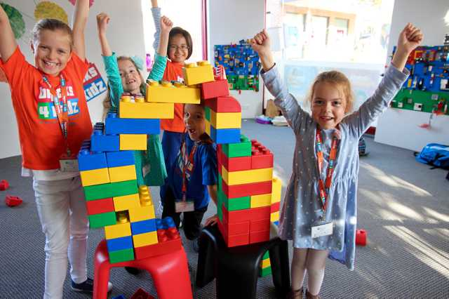 Everything is AWESOME at our Birthday Parties with LEGO®!  ?