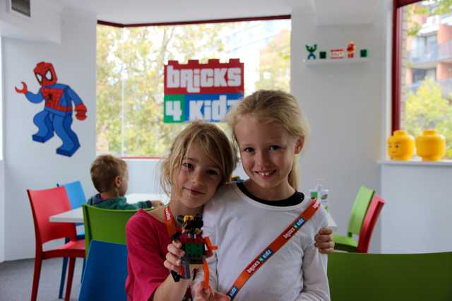 School Holidays are Coming!  Spots are now available on our Workshops with LEGO®
