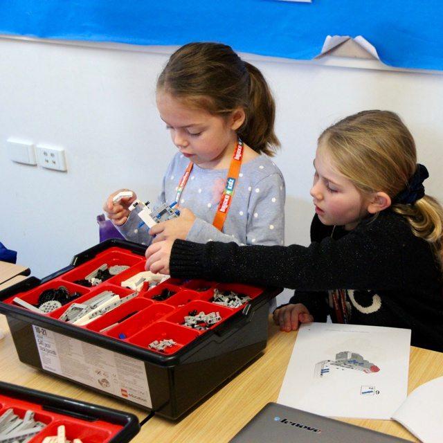 16 BRICKS 4 KIDZ Lower North Shore Sydney   LEGO MINDSTORMS EV3 Robotics Holiday Workshop Program   Wenona School North Sydney