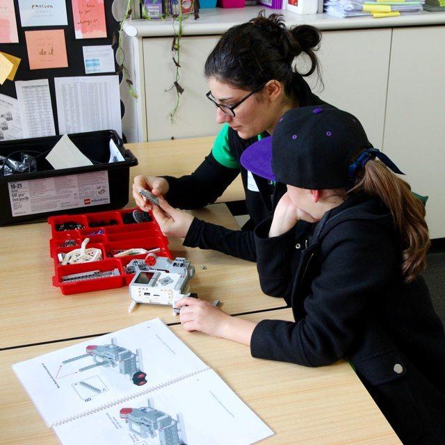 17 BRICKS 4 KIDZ Lower North Shore Sydney   LEGO MINDSTORMS EV3 Robotics Holiday Workshop Program   Wenona School North Sydney