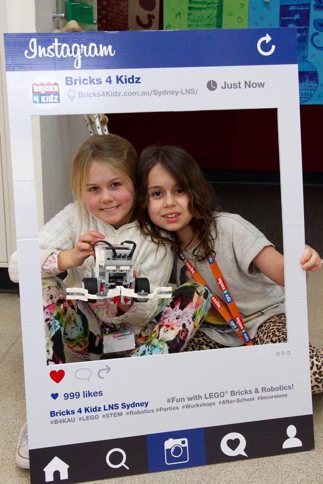 3 BRICKS 4 KIDZ Lower North Shore Sydney   LEGO MINDSTORMS EV3 Robotics Holiday Workshop Program   Wenona School North Sydney