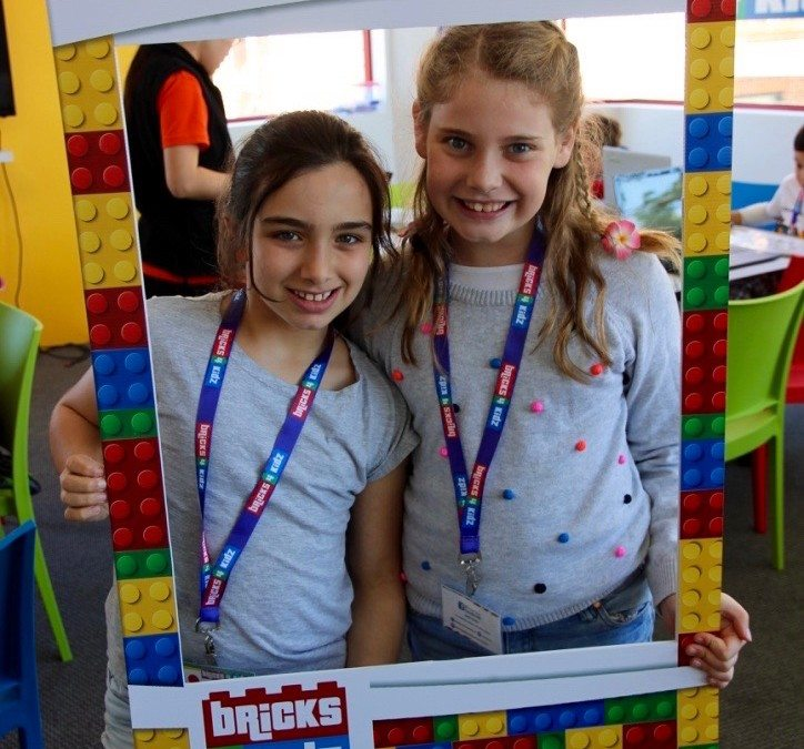 Our Holiday Workshops with LEGO® have kicked off with a BANG!